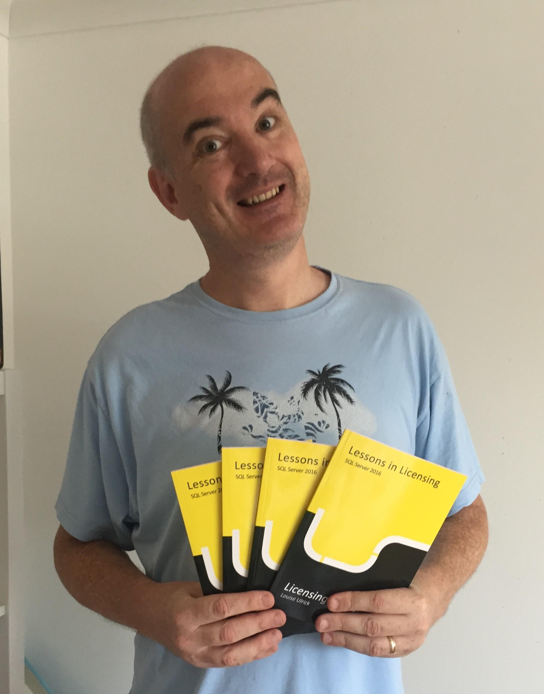 Sql Server 2016 Books