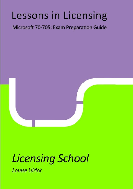 NEW Licensing MCP 70-705 Exam Available