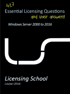 Windows Server Essential Licensing Questions