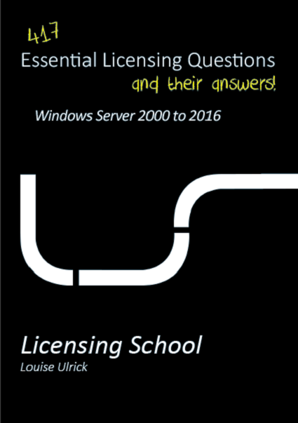 Essential Licensing Questions Windows Server 2000 to 2016
